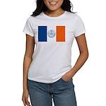 New York City Flag Women's T-Shirt