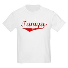Taniya Vintage (Red) T-Shirt