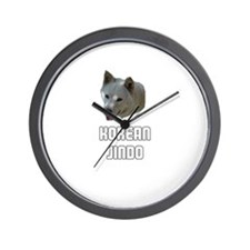 Korean Jindo Wall Clock