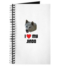 I Love My Jindo Journal
