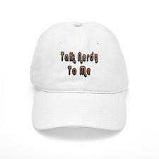 Nerdy Talk Baseball Cap