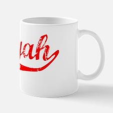 Taniyah Vintage (Red) Mug