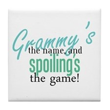 Grammy's the Name, and Spoiling's the Game! Tile C