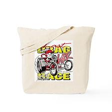 LACR Last Drag Race Tote Bag