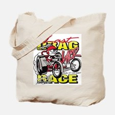 LACR Last Drag Race Tote Bag