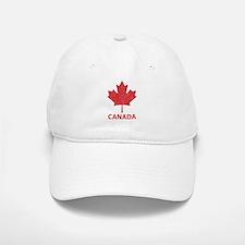 Vintage Canada Baseball Baseball Cap