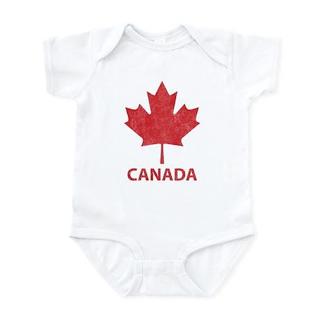 Vintage Canada Infant Bodysuit