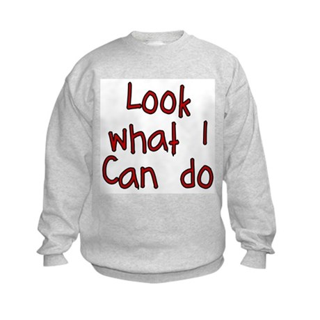 Look Kids Sweatshirt