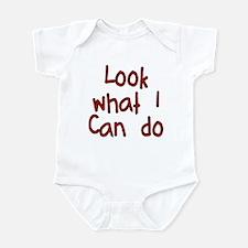 Look Infant Bodysuit
