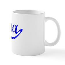 Shira Vintage (Blue) Coffee Mug