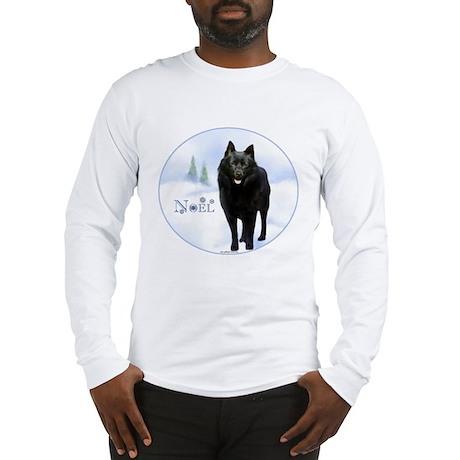 Schipperke Noel Long Sleeve T-Shirt