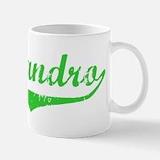 Alessandro Vintage (Green) Mug