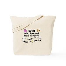 Old McJason Had a Farm Tote Bag