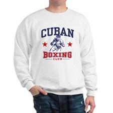Cuban Boxing Sweatshirt