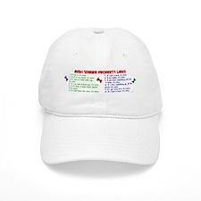 Irish Terrier Property Laws 2 Baseball Cap