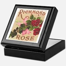 Richmond Rose Keepsake Box