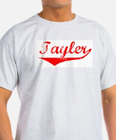 Tayler Vintage (Red) T-Shirt