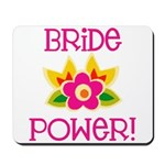 Bride Power Mousepad