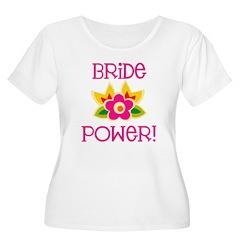 Bride Power T-Shirt