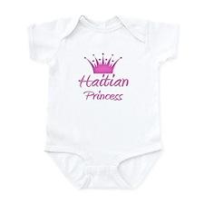 Haitian Princess Infant Bodysuit