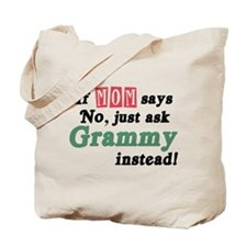 Just Ask Grammy! Tote Bag