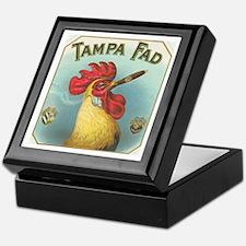 Tampa Fad Keepsake Box