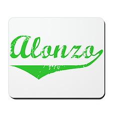 Alonzo Vintage (Green) Mousepad