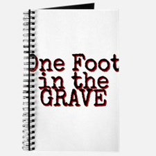 One foot in the Grave Journal