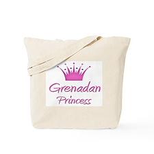Grenadan Princess Tote Bag