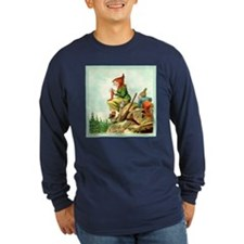 Knitting Wonderland T