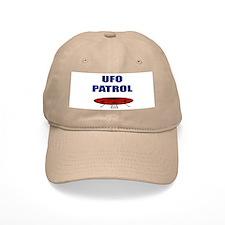 UFO Patrol Baseball Cap