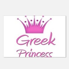 Greek Princess Postcards (Package of 8)