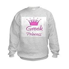 Greek Princess Sweatshirt