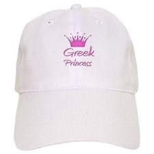 Greek Princess Baseball Cap