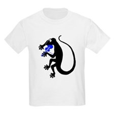 Gecko Violin T-Shirt
