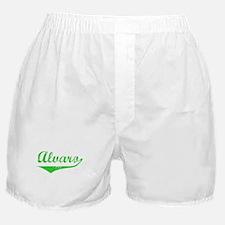 Alvaro Vintage (Green) Boxer Shorts