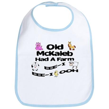 Old McKaleb Had a Farm Bib