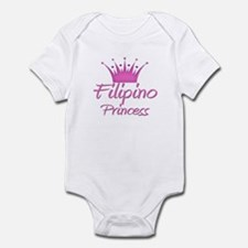 Filipino Princess Infant Bodysuit