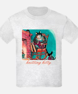 """Knitting Baby"" T-Shirt"