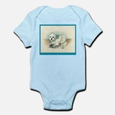 """Knitting Baby"" Infant Bodysuit"