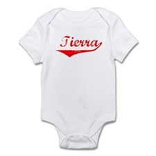 Tierra Vintage (Red) Infant Bodysuit