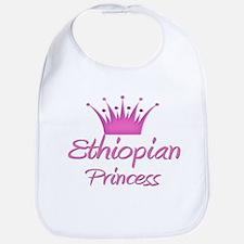 Ethiopian Princess Bib