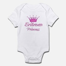 Eritrean Princess Infant Bodysuit