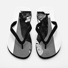 Gichin Funakoshi Flip Flops