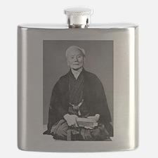 Gichin Funakoshi Flask