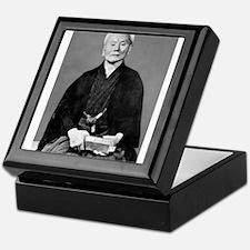 Gichin Funakoshi Keepsake Box