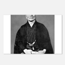 Gichin Funakoshi Postcards (Package of 8)