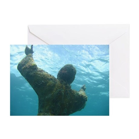 Christ of the Abyss Christmas Cards (Pk of 20)