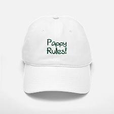 Pappy Rules! Baseball Baseball Cap