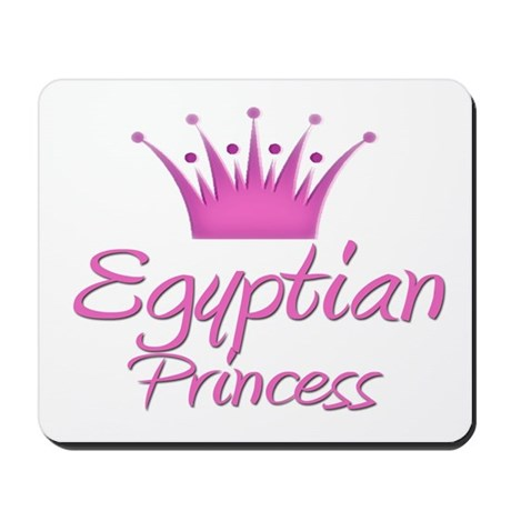 Egyptian Princess Mousepad